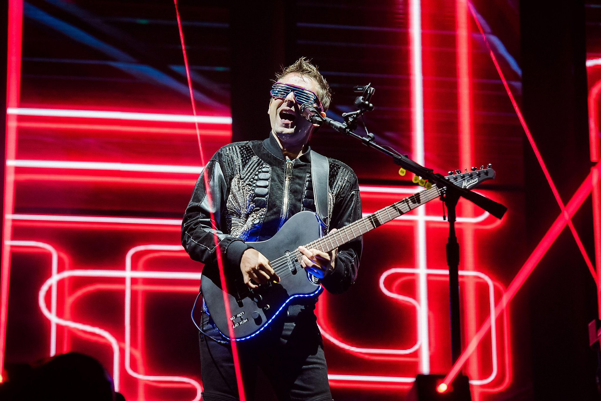 Pa'l Norte music lineup features Muse, Queens of the Stone Age, Justice, Franz Ferdinand, Molotov