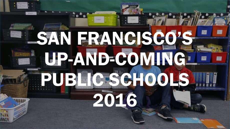 Hidden gems: 14 up-and-coming public schools in San Francisco