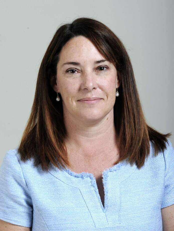 Susan Chapman, first selectman of New Fairfield Photo: Carol Kaliff / Hearst Connecticut Media / The News-Times