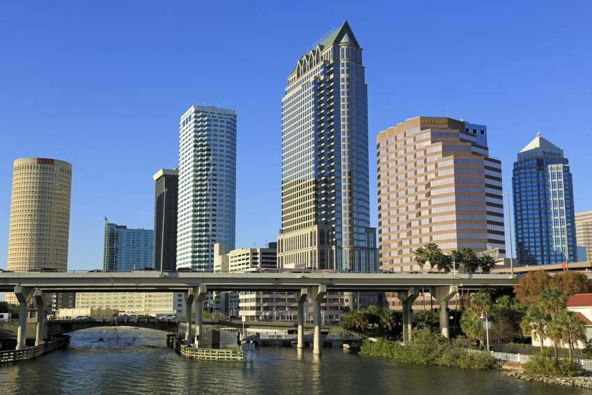 20. Tampa, FL