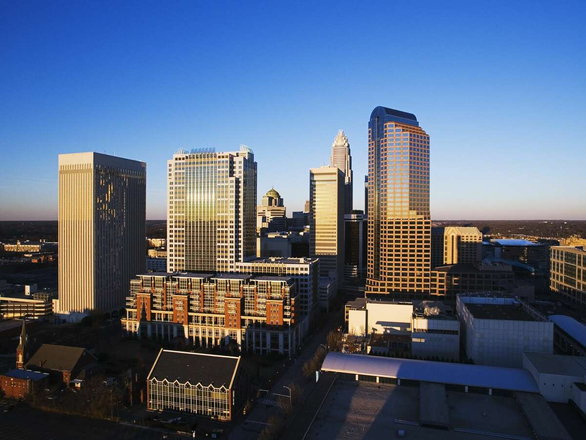 29. CHARLOTTE (Tied) Q2 2017 Year-Over-Year Wage Growth: 1.4%