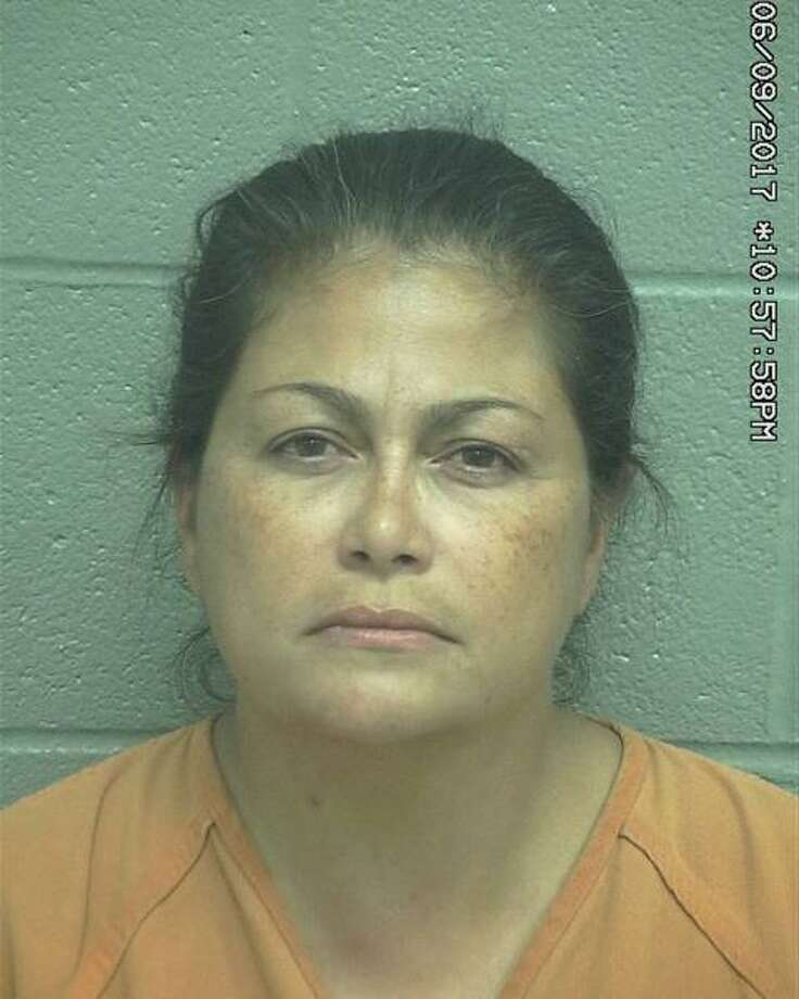 Barbara Ann Jenkins, 43,was arrested Sept. 6 after her alleged involvement in a burglary. Photo: Midland County Sheriff's Office