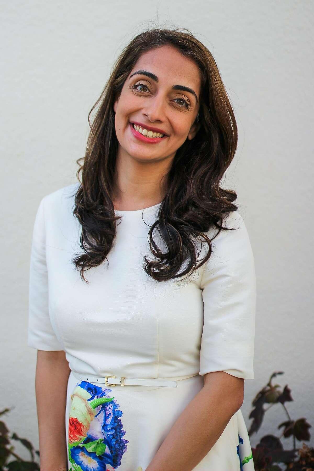 Remake founder Ayesha Barenblat.
