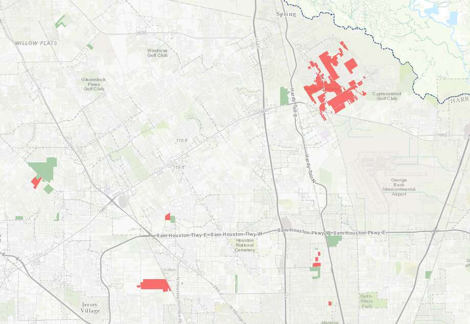 Houston after HarveyA Harris County Public Health map shows which areas of Houston drinking water is still unsafe.See which areas of Houston have unsafe drinking water.*Some areas with water drinking adversaries have not been updated on the map.