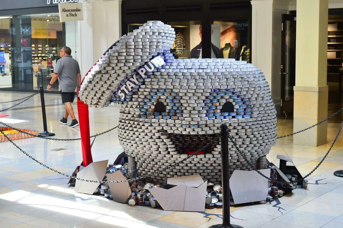 Mr. Stay-Puft Marshmallow Man by Luna Middleman Architects Winner: Best Original Design