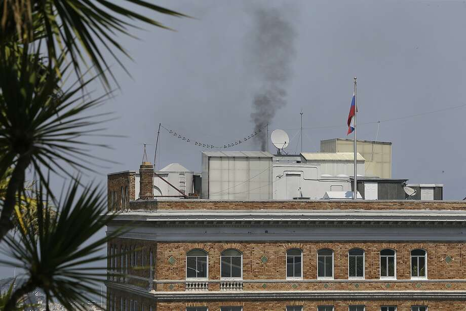 U S  officials take over S F  Russian consulate - SFGate