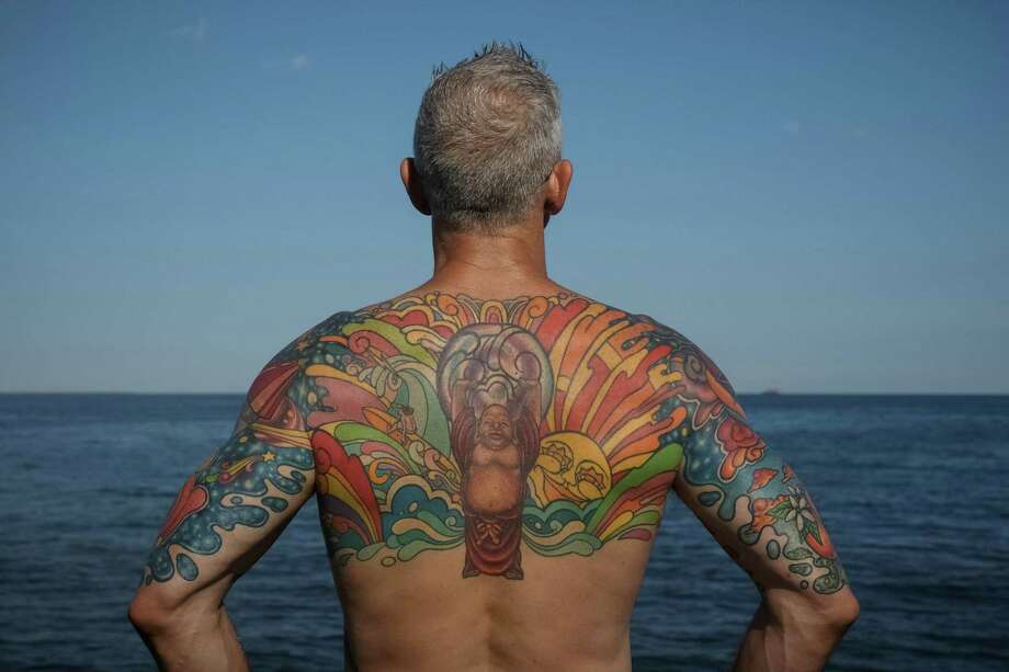 An example of a tattoo Photo: Corey Hudson