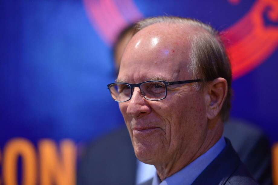 Bexar County Judge Nelson Wolff, seen on July 21, 2017, said he accepts a report the findings in a report that says the county has no legal recourse in its dispute with Major League Soccer. Photo: Robin Jerstad /San Antonio Express News