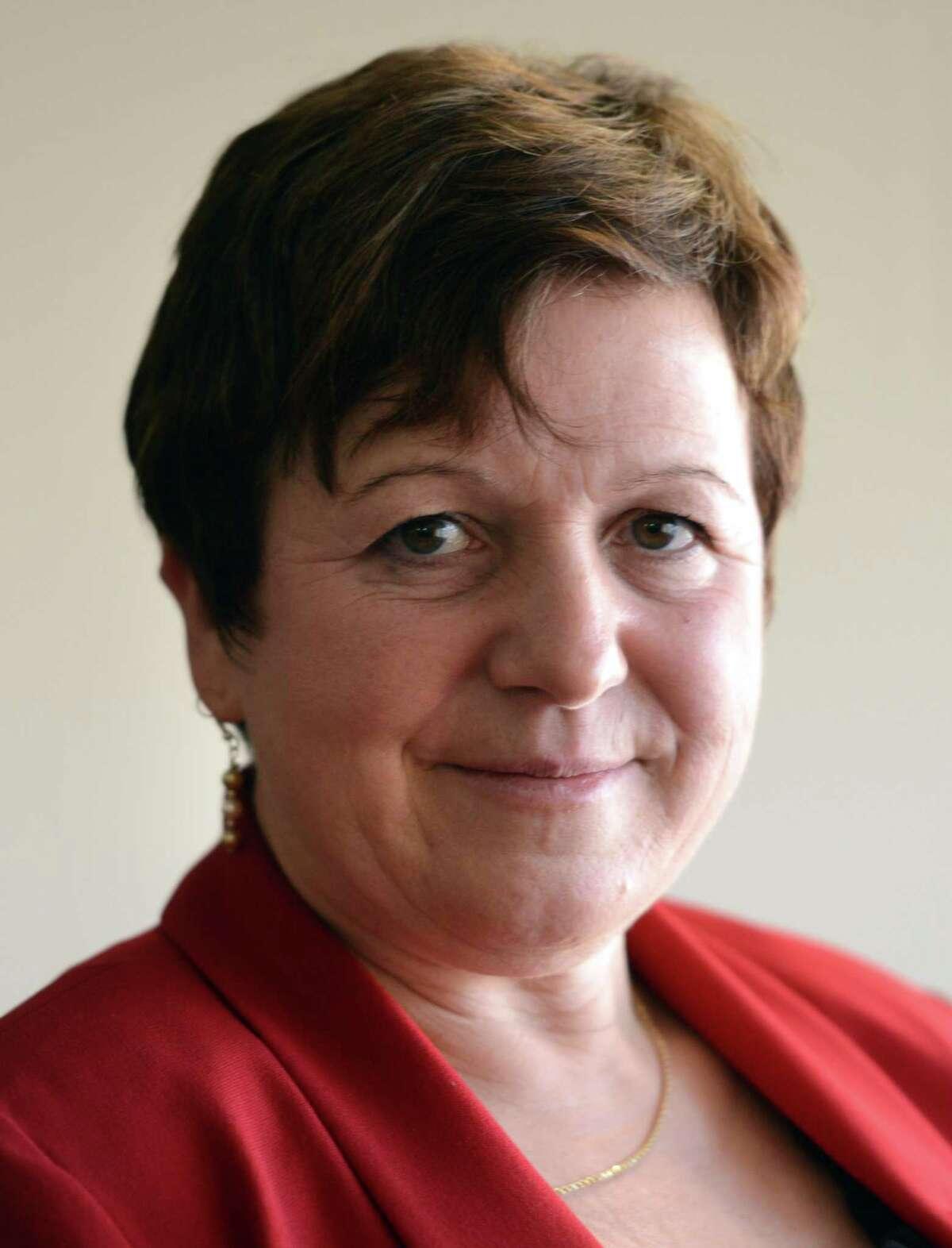 Derby Mayor Anita Dugatto.