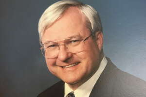 Robert Arthur Haines, 71, drowned in his Memorial-area home from Harvey-related floodwater. The retired stockbroker had been missing since Aug. 28, 2017. HPD reported the death to the Harris County Institute of Forensic Sciences on Sept. 3, 2017, but a dive team did not recover the body until Sept. 8, 2017. Haines was found in his one-story, Memorial-area home, which still have four feet of floodwater inside. He was officially added to Harris County's storm-related death toll on Sept. 12, 2017.