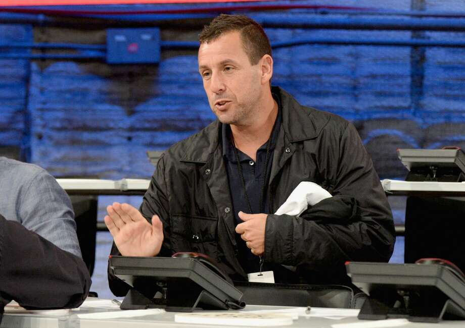 UNIVERSAL CITY, CA - SEPTEMBER 12:  In this handout photo provided by Hand in Hand, Adam Sandler attends Hand in Hand: A Benefit for Hurricane Relief at Universal Studios AMC on September 12, 2017 in Universal City, California.  (Photo by Kevin Mazur/Hand in Hand/Getty Images) Photo: Kevin Mazur/Hand In Hand/Getty Images