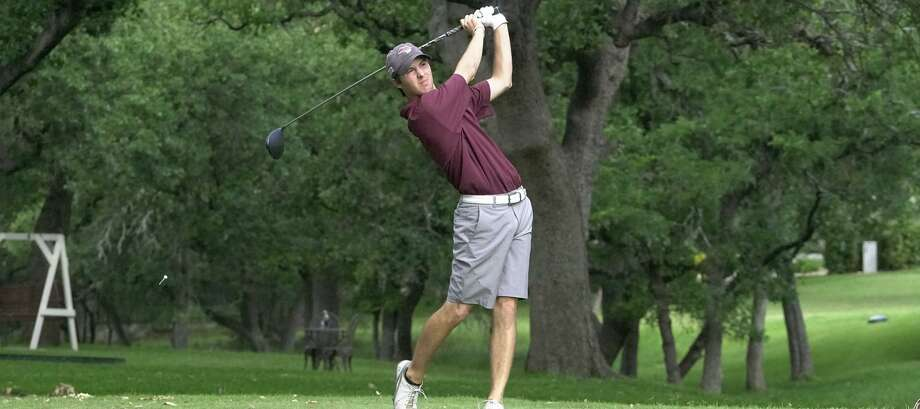 Justin Kim placed 21st with a three-round total of 214 to help TAMIU take 10th place at the Ryan Palmer Foundation Invite. Photo: Courtesy Of TAMIU Athletics