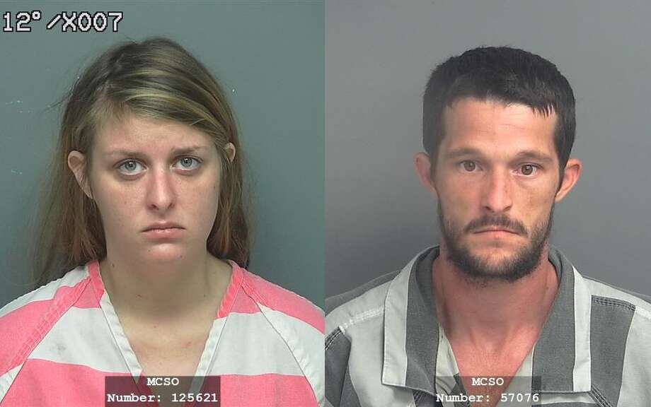 Denise Rae Watson and Adam Lee ThomasPHOTOS: Texas counties with the most cases of child abuse Photo: MCSO
