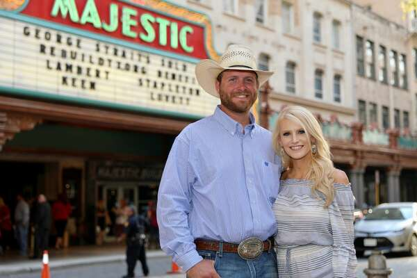 "On September 12, 2017 at the Majestic Theatre George Strait, Miranda Lambert, Chris Stapleton, Lyle Lovett, and Robert Earl Keen performed as a part of ""Hand in Hand"" A Benefit for TX Hurricane Relief."