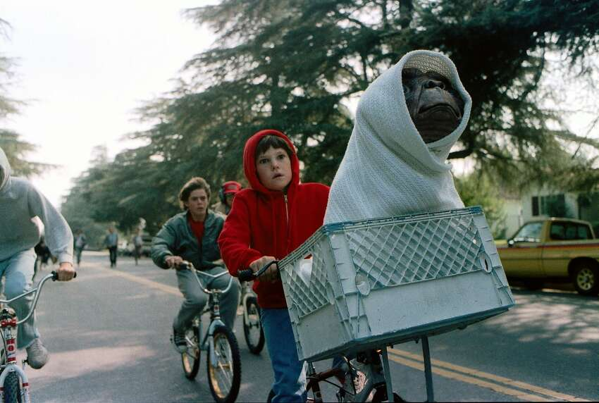 E.T.: The Extra-Terrestrial (1982) Available on Netflix June 1