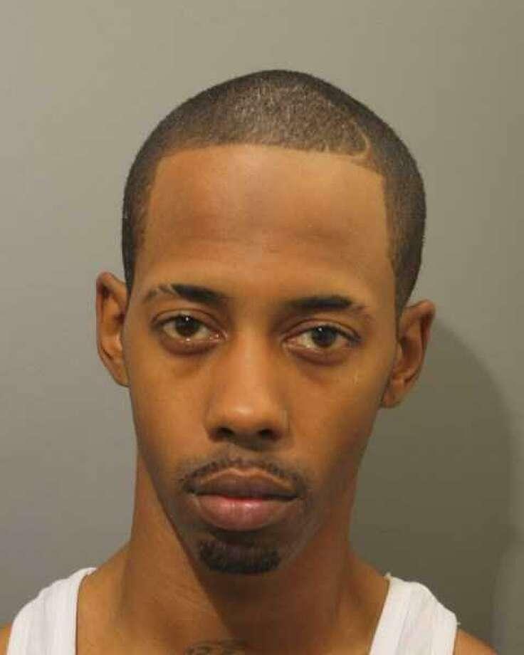 Lorenzo Roman, 24, of Waterbury Photo: Mugshot / Wilton Police Department