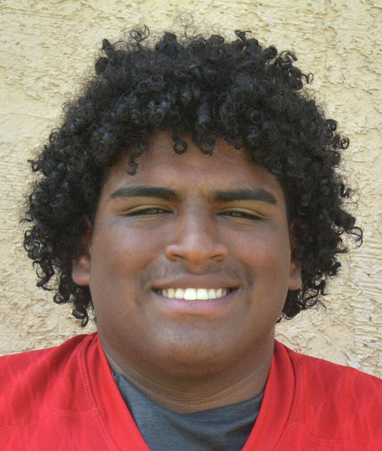 Jaylon Borrego Photo: Skip Leon/Plainview Herald