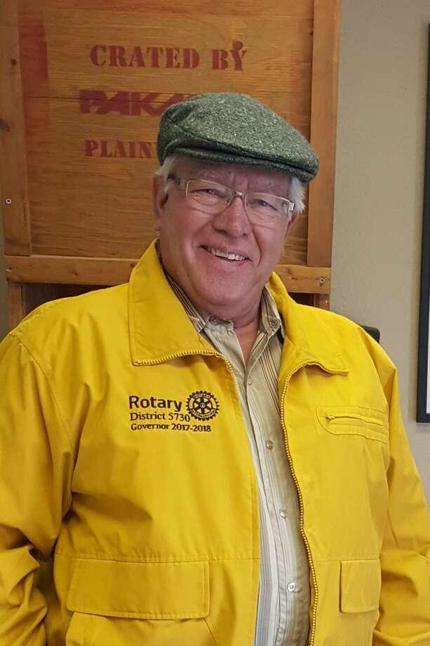 Rotary District Gov. Charles Starnes