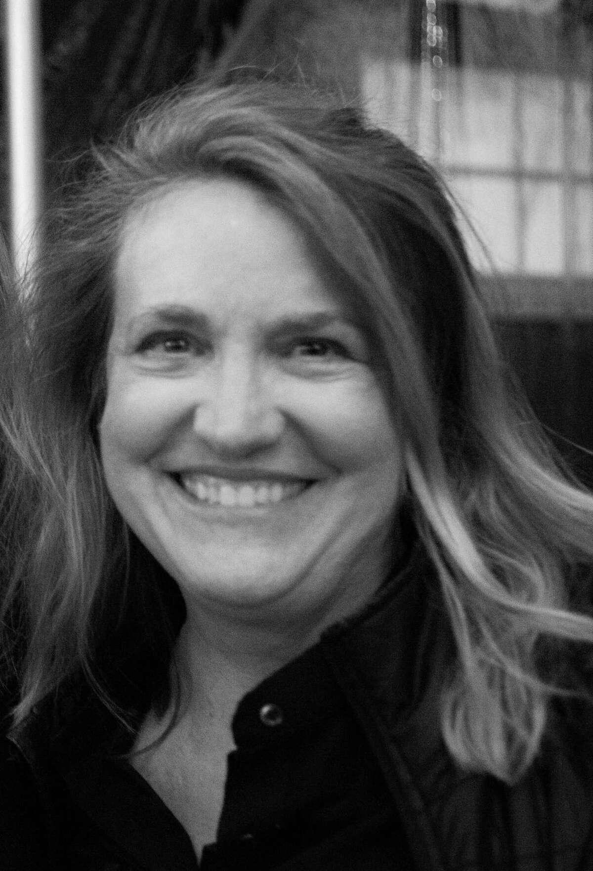 Leslie Nolan, executive director of the Wilton Historical Society