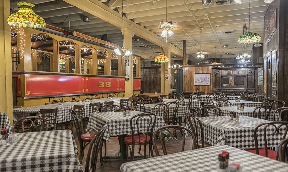 Spaghetti Warehouse, 901 Commerce in downtown Houston, was severely flooded during Harvey.