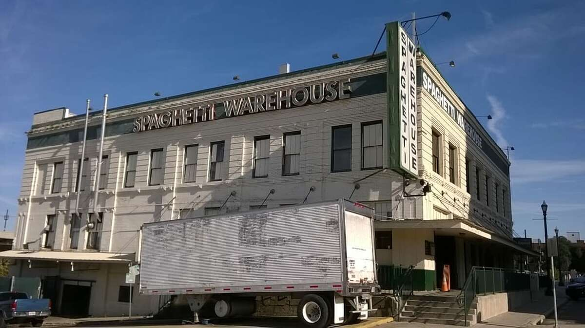 Spaghetti Warehouse in Houston The Houston staple at 901 Commerce in downtown Houston was severely flooded during Harvey. But man have said paranormal spirits roam the halls.