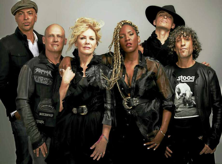 Nancy Wilson, third from left, and Roadcase Royale. Photo: Contributed