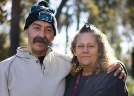 Brian and Andrea Rodriguez have been living on San Jose's streets and creeks for the better part of two years now.