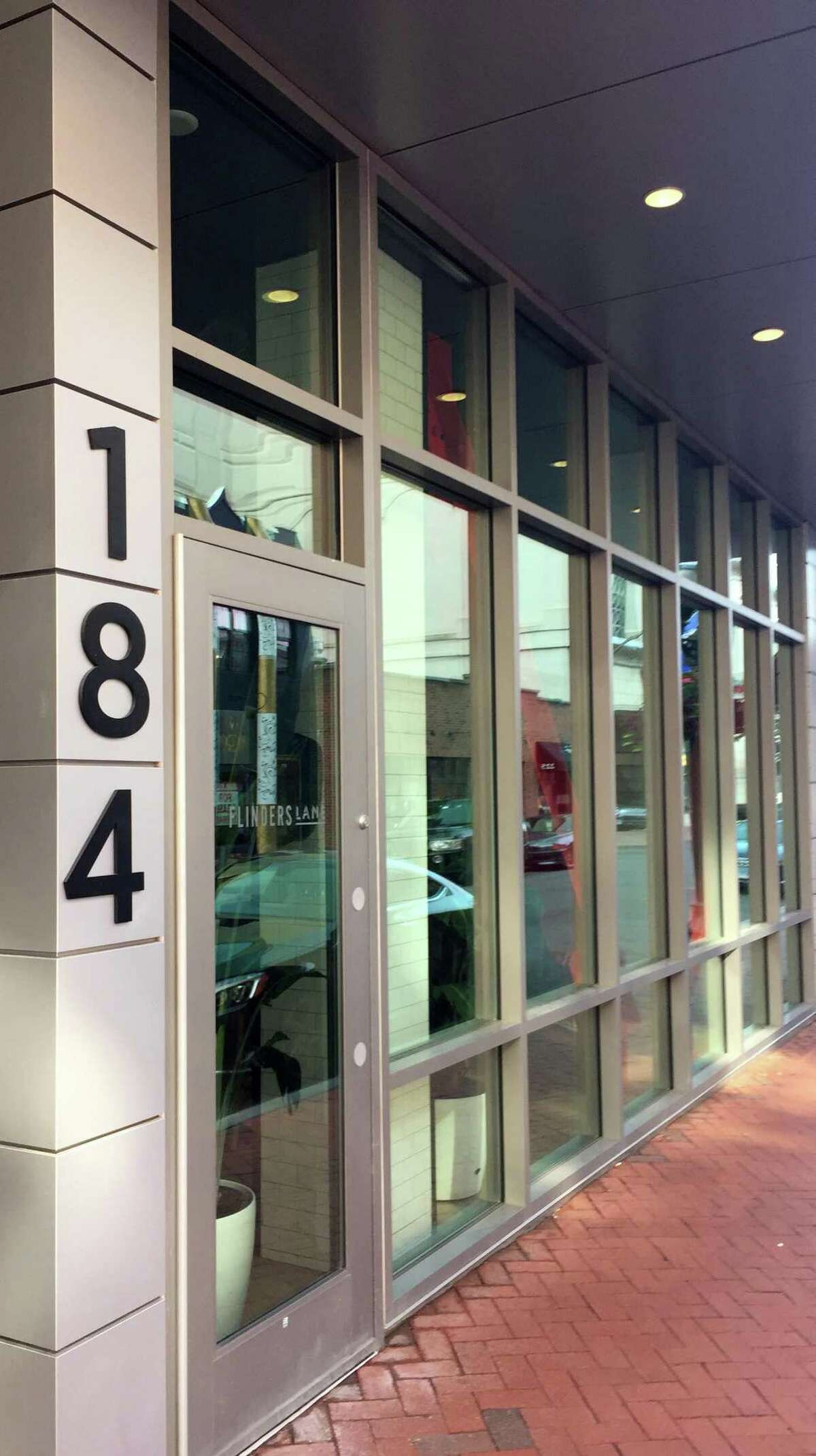 Flinders Lane has opened at 184 Summer St., in downtown Stamford, Conn.