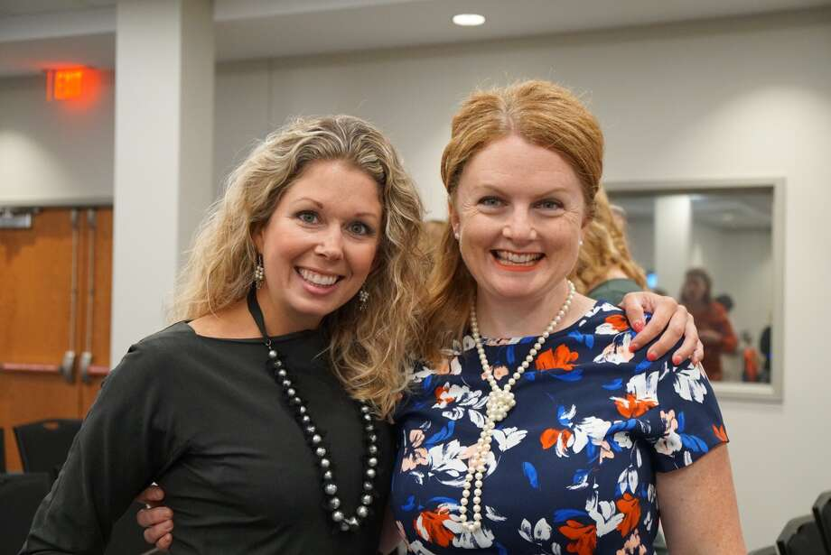 Were you Seen at the Women@Work breakfast event with Gretchen Meyer, Founder of Gretchen Meyer Financial, at the Times Union in Albany on Wednesday, September 13, 2017?Not a member of Women@Work yet? Join today: timesunion.com/womenatworkjoin Photo: Susan Mehalick