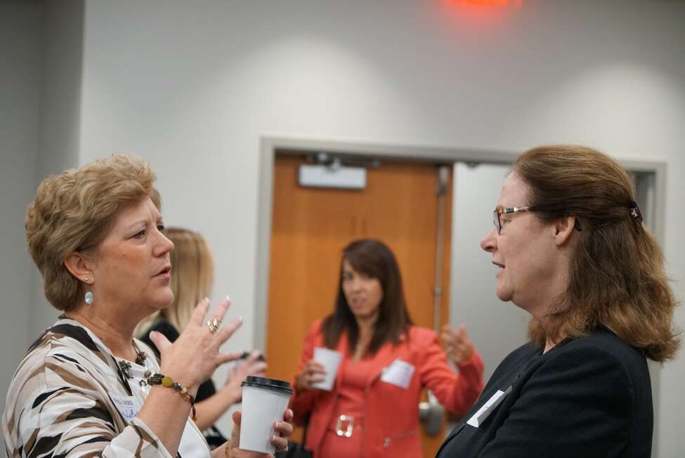 Were you Seen at the Women@Work breakfast event with Gretchen Meyer, Founder of Gretchen Meyer Financial, at the Times Union in Albany on Wednesday, September 13, 2017?Not a member of Women@Work yet? Join today: timesunion.com/womenatworkjoin