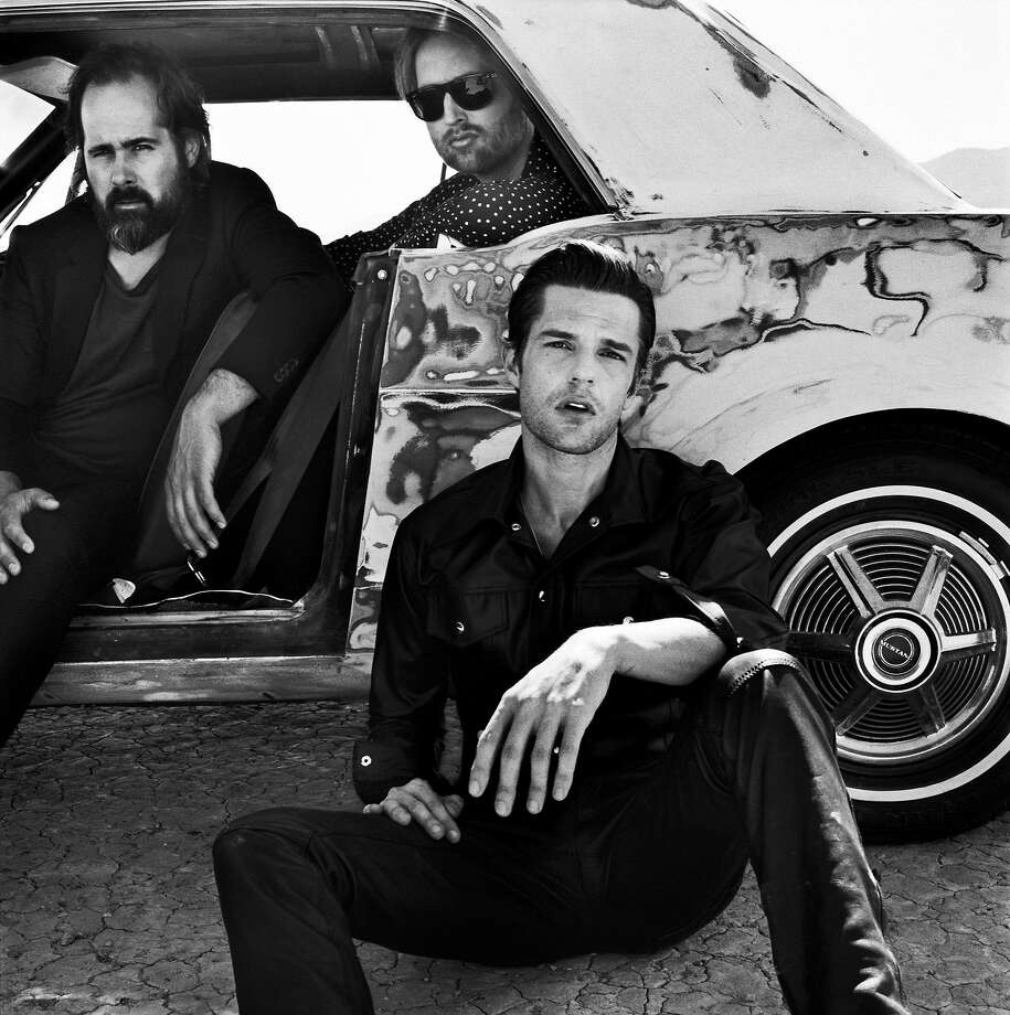 The Killers' fifth album is 'Wonderful, Wonderful' Photo: Island Records