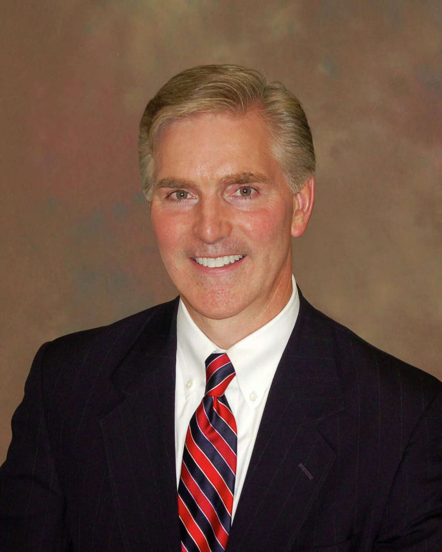 Tom Herrmann, Republican former first selectman of Easton