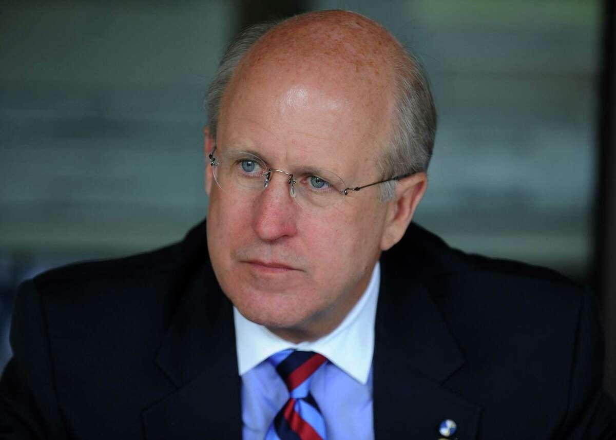 Dave Walker, former U.S. comptroller general