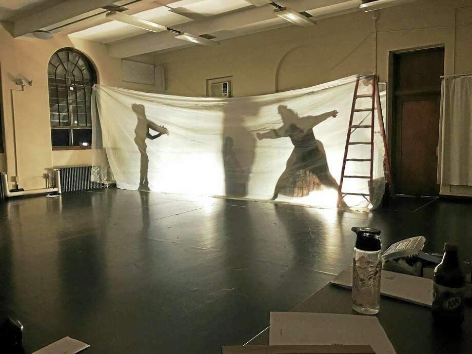 A rehearsal for this week's Yale Cabaret opener. Photo: Photo Courtesy Of Yale Cabaret