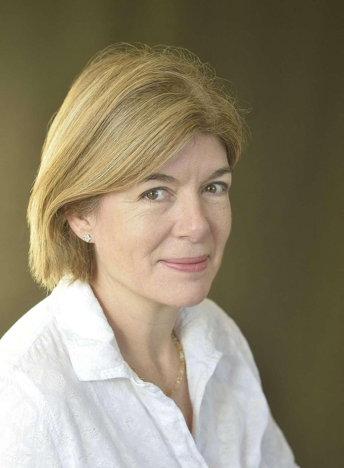 Author Claire Messud