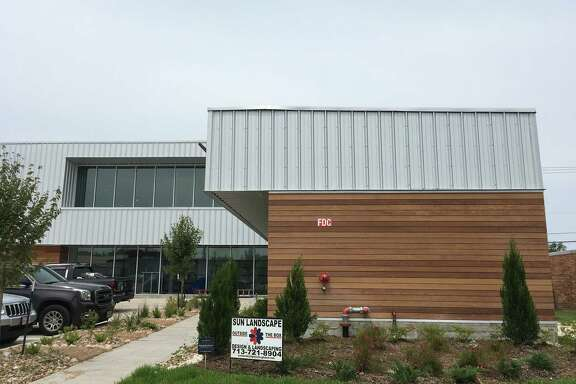 The new Wolfies Swim School location at 5230 Cedar in Bellaire offers small class sizes.