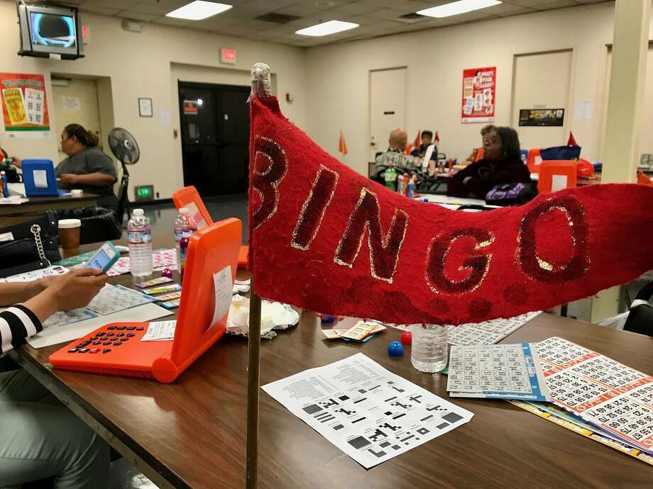 Each Army Street Bingo session benefits a different local charity. Photo: Beth Spotswood