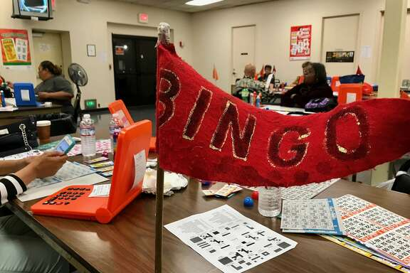 Each Army Street Bingo session benefits a different local charity.