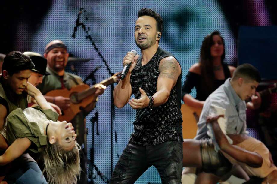 Luis Fonsi performed at the Latin Billboard Awards in Coral Gables, Fla., earlier this year. Photo: Lynne Sladky, STF / Copyright 2017 The Associated Press. All rights reserved.