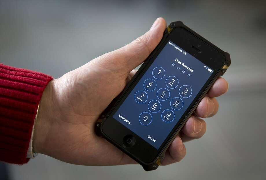 There's no more ubiquitous feature of modern life than smartphones. Photo: Carolyn Kaster, Associated Press