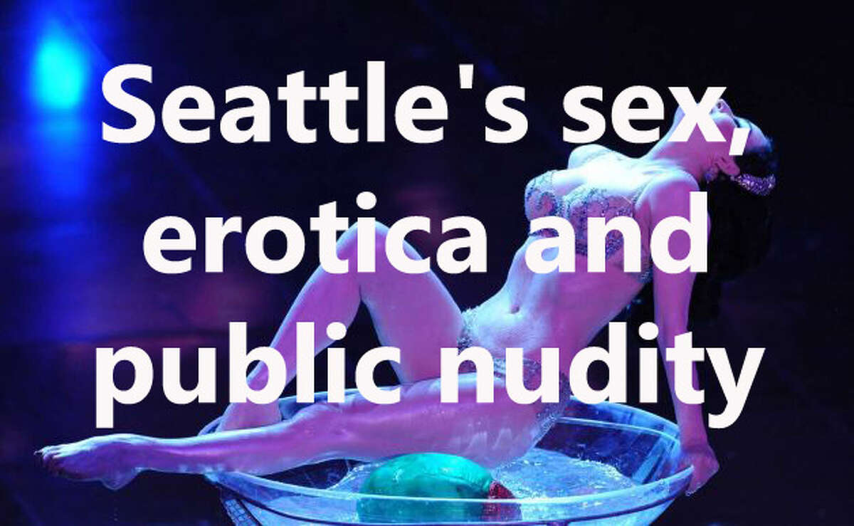 Click through for a look at our roundup of sex, art, erotica and public nudity.