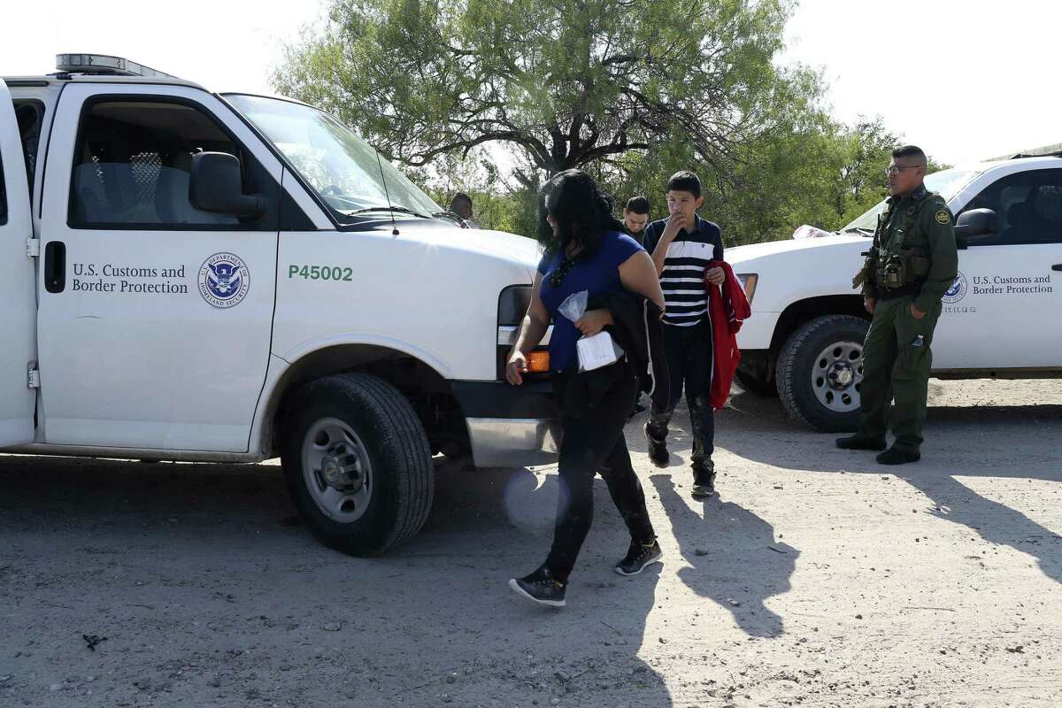 Trips northward by undocu mented immigrants are fraught with danger, and the Border Patrol cautions against making them.