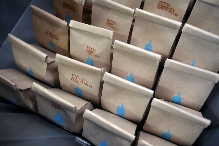 Blue BottleCoffeeHeadquarters: OaklandFounded: 2002Owner: Blue Bottle announced it is selling a majority stake to Nestle.  Photo: Santiago Mejia, The Chronicle