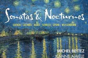 Michel Bettez, Sonatas & Nocturnes