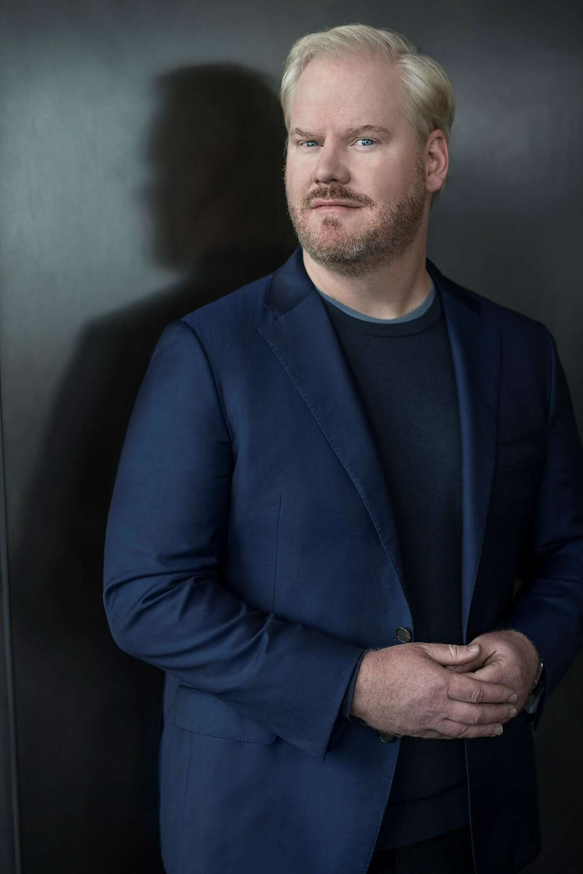 Jim Gaffigan will perform in his wholesome way at Shoreline Amphitheatre on Sunday, Sept. 17.