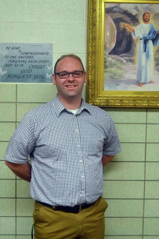 Matthew Deneen is a new teacher at Christ the King. (Submitted Photo)