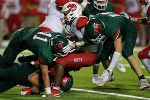 The Woodlands has been a thorn in perennial power Katy's side, winning four of their seven matchups since the 2008 season.