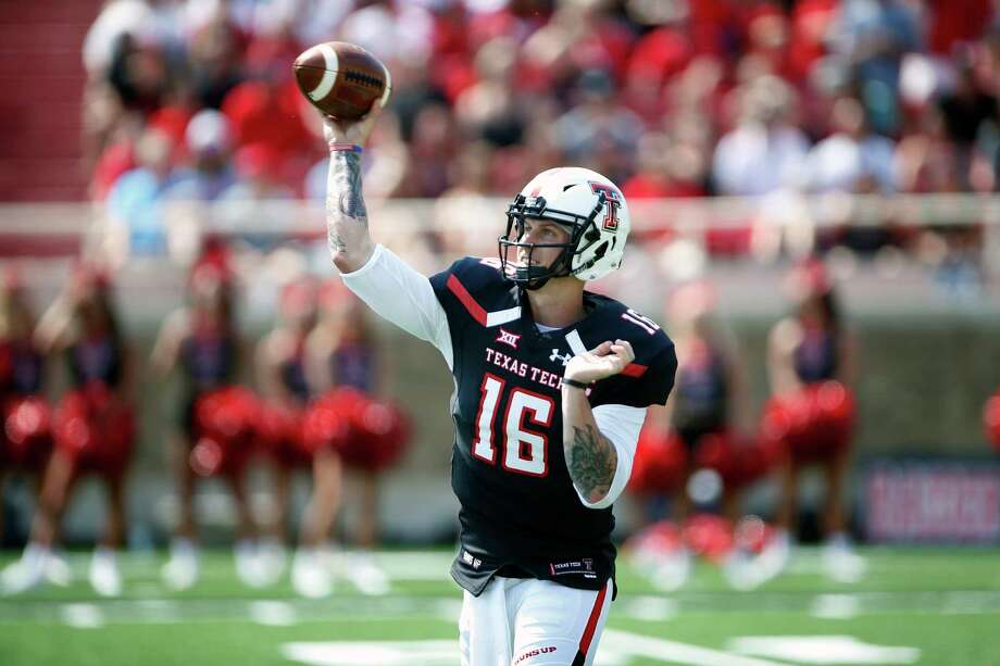 Texas Tech will face Pac-12 foe Arizona State Saturday night in Fort Worth. Photo: Brad Tollefson, MBI / Lubbock Avalanche-Journal