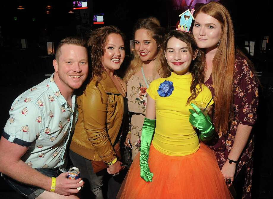 Fans at the War on the Cat Walk featuring contestants from RuPaul's Drag Race at the House of Blues Wednesday Sept. 13, 2017.(Dave Rossman Photo) Photo: Dave Rossman, For The Chronicle / Dave Rossman