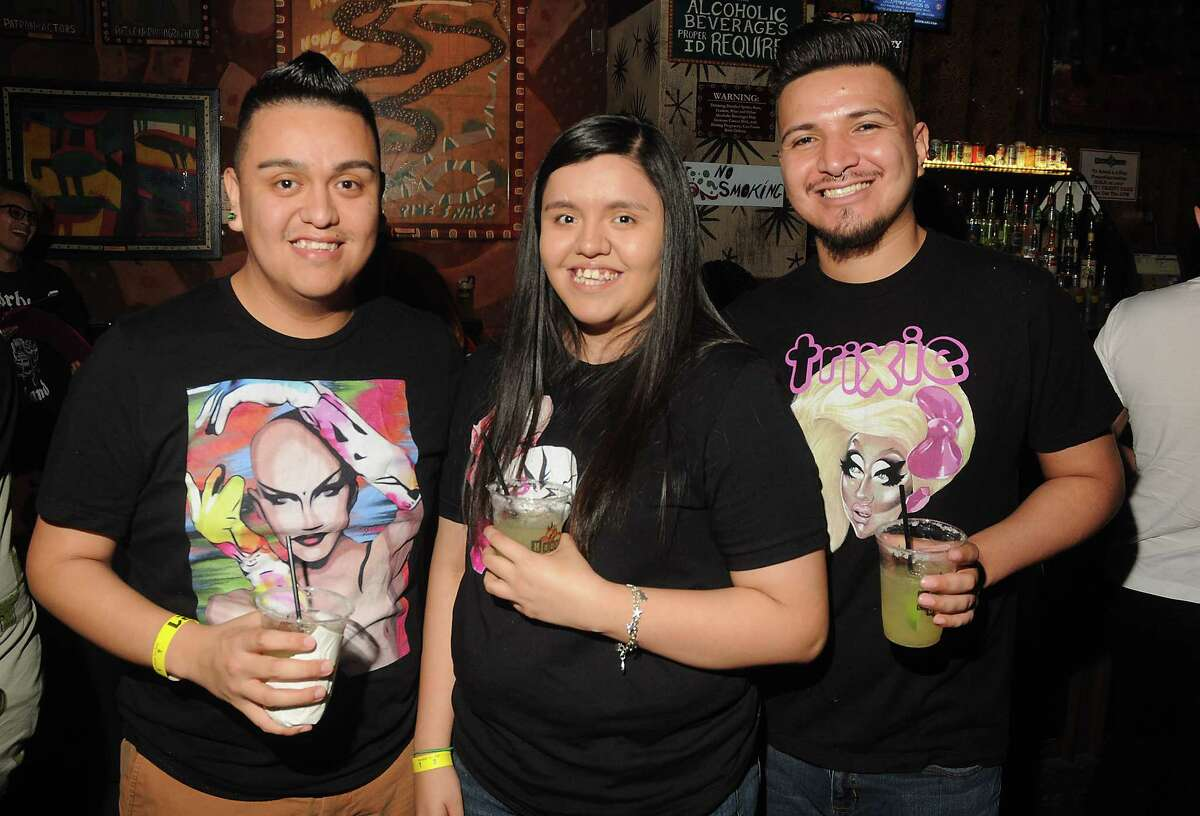 Fans at the War on the Cat Walk featuring contestants from RuPaul's Drag Race at the House of Blues Wednesday Sept. 13, 2017.(Dave Rossman Photo)
